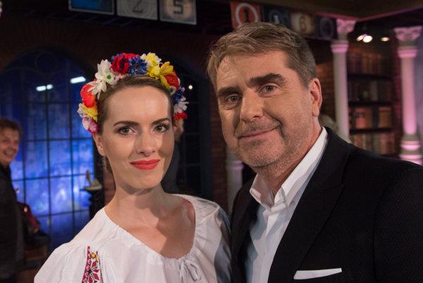 Spolupráca heligonkárky Vlasty Mudríkovej a Petra Marcina má ďalšie pokračovanie.