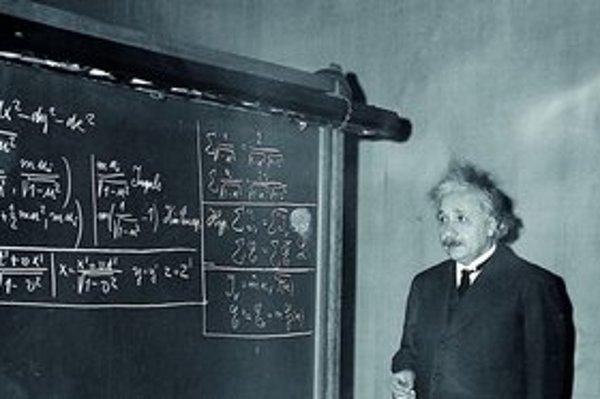 Extrémnym introvertom bol fyzik Albert Einstein.