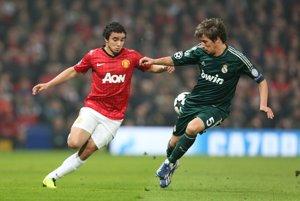 Rafael da Silva (vľavo) bol súčasťou Manchestru United sedem rokov.