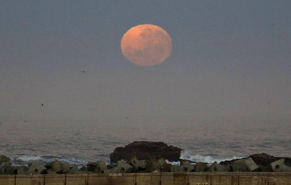 Rybárske mesto Lambert's Bay v Juhoafrickej republike. FOTO – SITA/AP