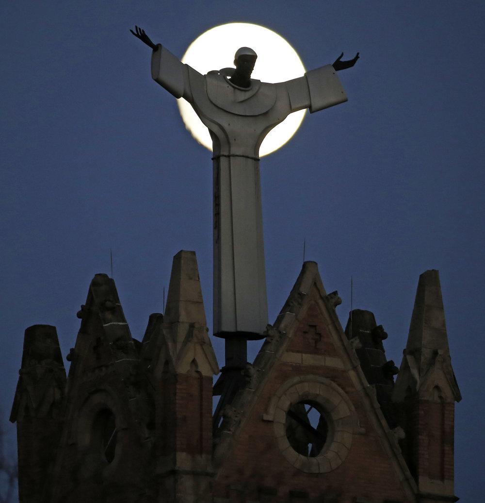 Kostol v Pittsburghu. FOTO – SITA/AP
