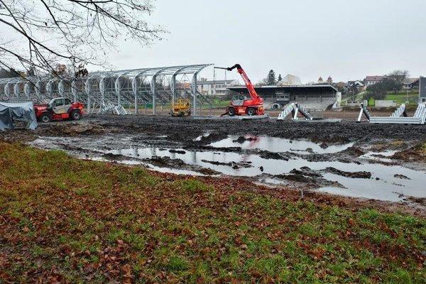 Dokončiť rekonštrukciu chcú stihnúť do konca júna budúceho roka.