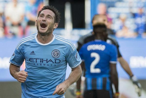 Po sezóne si už Frank Lampard dres New Yorku City obliekať nebude.