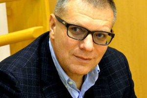 Ján Kováčik, prezident SFZ.
