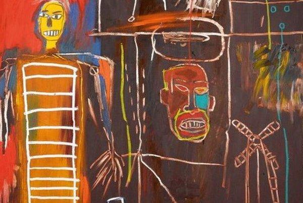 Basquiat: Air Power, 1984