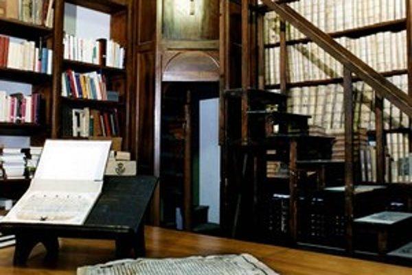 Z vatikánskeho archívu treba vytiahnuť ešte mnoho tajomstiev.