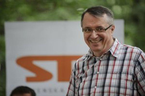 Roman Lipták bol programovým riaditeľom STV pod vedením Radima Hrehu a Štefana Nižňanského.
