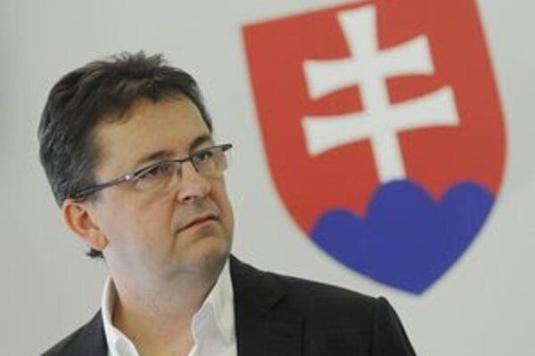 Minister Martin Glváč.