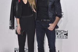 Tim McGraw a Maggie McGraw