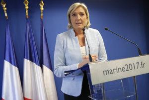 Marine Le Penová verí, že sa jej na jar podarí napodobniť víťazstvo Donalda Trumpa.