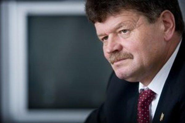 Predseda Odborového zväzu pracovníkov školstva a vedy Pavel Ondek.