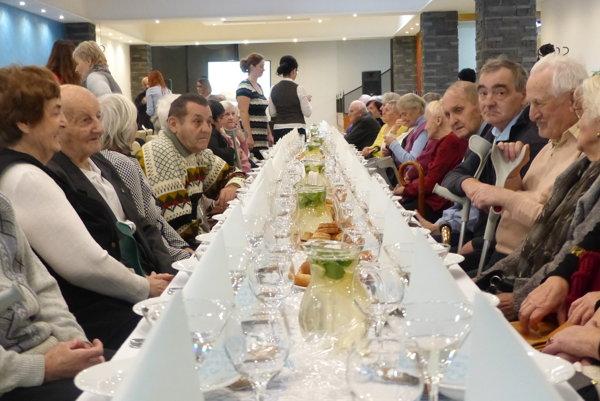 Oslavy 5. výročia ZOS Nezábudka v Myjave.