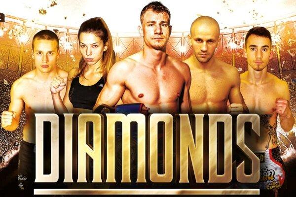 Diamond Fight Night sa uskutoční v sobotu 26. novembra o 18. hodine v Liptov Aréne neďaleko akvaparku v Liptovskom Mikuláši.