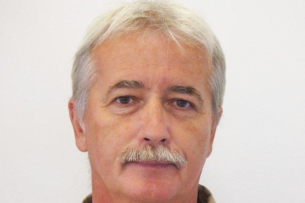 Ing. Jaroslav Rusnák, manažér a hlavný tréner klubu
