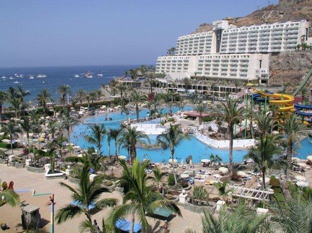 Hotel Paradise Lago Turito(3*), Kanárske ostrovy