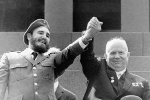 Castro a Chruščov. Dvaja muži, ktorí mohli rozpútať jadrovú vojnu.