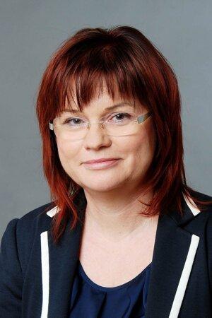 Mariana Páleníková, nová prednostka dubnickej radnice.