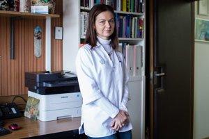 Ľubomíra Izáková je psychiatrička, súdna znalkyňa a prezidentka Slovenskej psychiatrickej spoločnosti SLS.