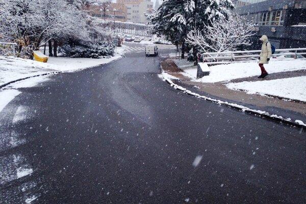 Podľa vedenia mesta je na zimu všetko pripravené.