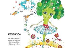 Básnička o brokolici.