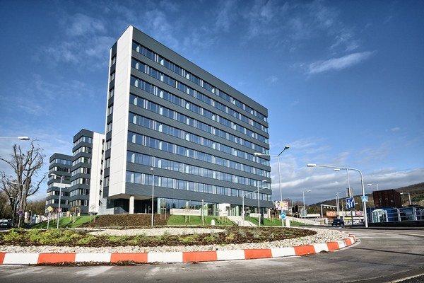 Westend biznis zóna na bratislavskej Patrónke sa rozšírila o ďalších takmer 35-tisíc štvorcových metrov kancelárskych plôch.