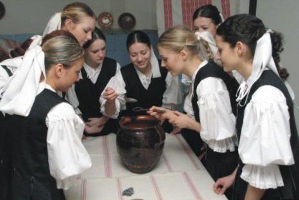 S Ondrejom sa spájali v minulosti na Kysuciach viaceré zvyky.
