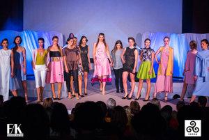 V Art pointe v Prievidzi sa konala prvá Region Fashion Show.