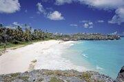 Ilustračná foto - pláž Harrismith na Barbadose.