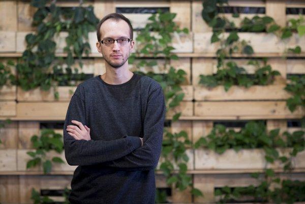 Juraj Ivan, spoluzakladateľ sociálnej siete pre milionárov.