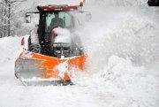 Na hornej Orave napadalo pol metra snehu.