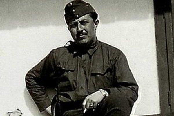Zoltána Žurovského v čase vojny povolali do maďarskej armády.