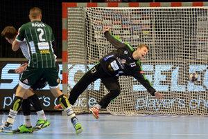 V októbri na domácej palubovke prehral Prešov s Elverumom o dva góly.