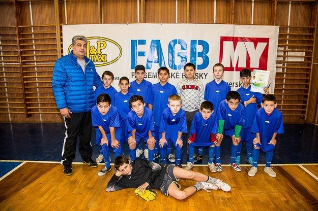 FK Papiereň Slavošovce.