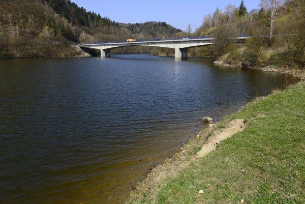Most pri Košickej Belej.