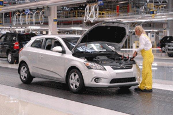Nový závod bude vyrábať komponenty pre automobilky.