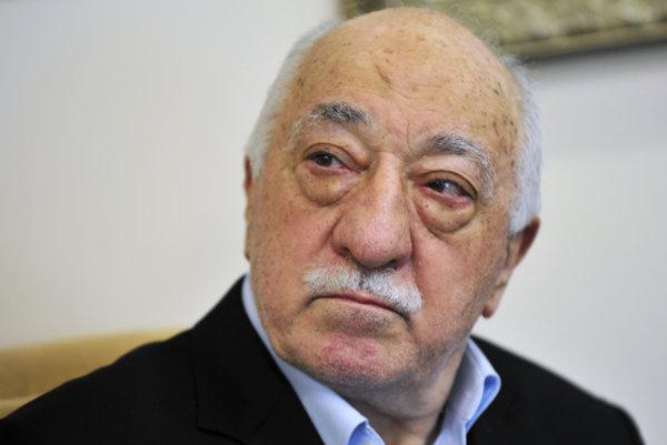 Fethullah Gülen.