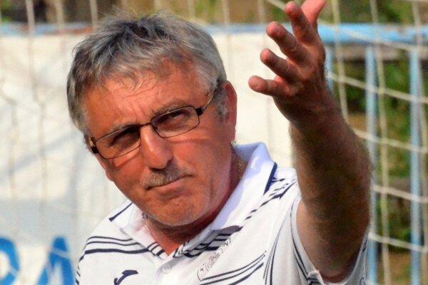 Jozef Šino, tréner Fomatu Martin.
