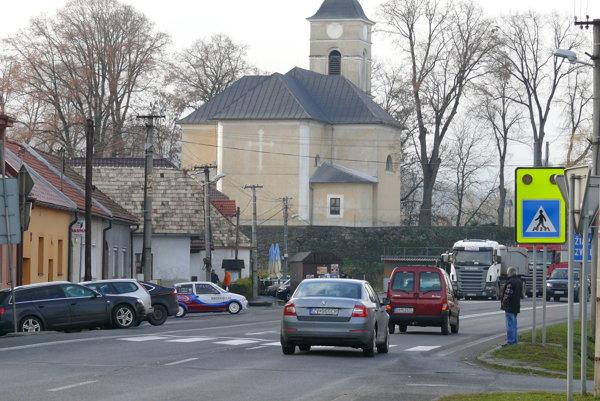 Zvolenská Slatina.