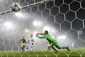 Arsenal strelil Bazileji štyri góly.