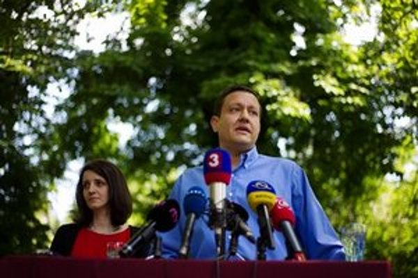 Daniel Lipšic a Jana Žitňanská ohlasujú svoj odchod z KDH.