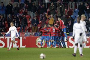 Plzeň skvele otočila zápas.