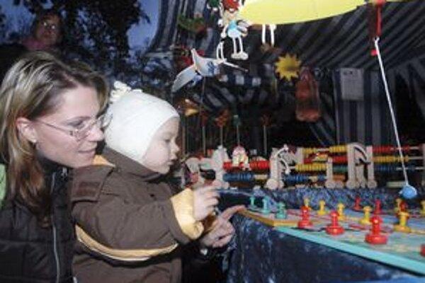 Prievidzský jarmok sľubuje zábavu pre deti aj dospelých.