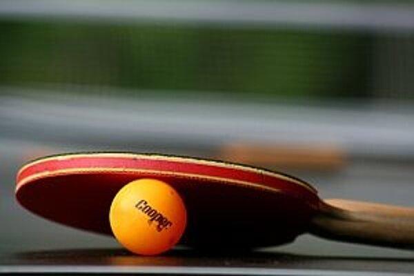 Stolný tenis je v našom regióne populárnym športom.