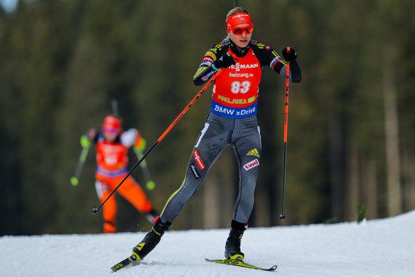 Anastasia Kuzminová bude v Novom Meste bojovať aj o to, aby sa kvalifikovala do nedeľňajších pretekov s hromadným štartom.