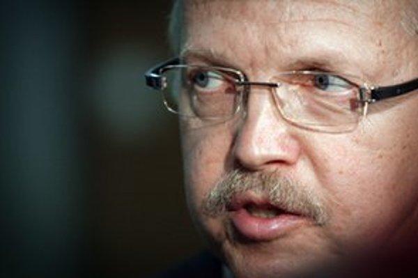 Bývalý primátor Bratislavy Andrej Ďurkovský.