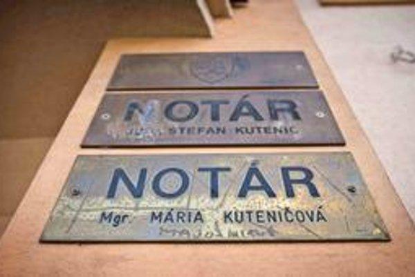 Vydržané pozemky sú v Lutile, kde manželia Kuteničovci bývajú. Úrad majú v Žiari nad Hronom.