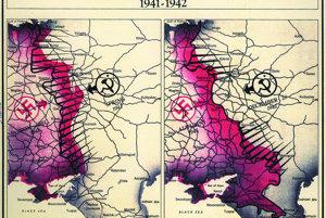 Ruský front v rokoch 1941-1942.