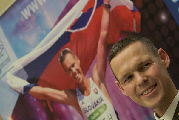 Slovák Matej Tóth nebude obhajovať titul majstra sveta v chôdzi na 50 km na blížiacom sa augustovom svetovom šampionáte v atletike v Londýne.