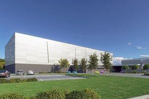 Vizualizácia športového areálu, ktorý bude slúžiť Kysučanom.