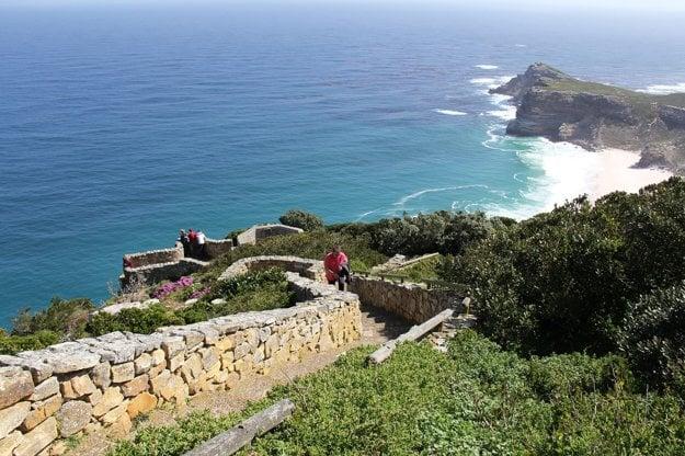 Výnimočným miestom v Juhoafrickej republike je Mys dobrej nádeje.